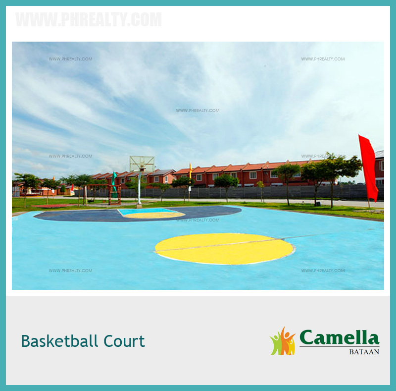 Camella Bataan - Basketball Court